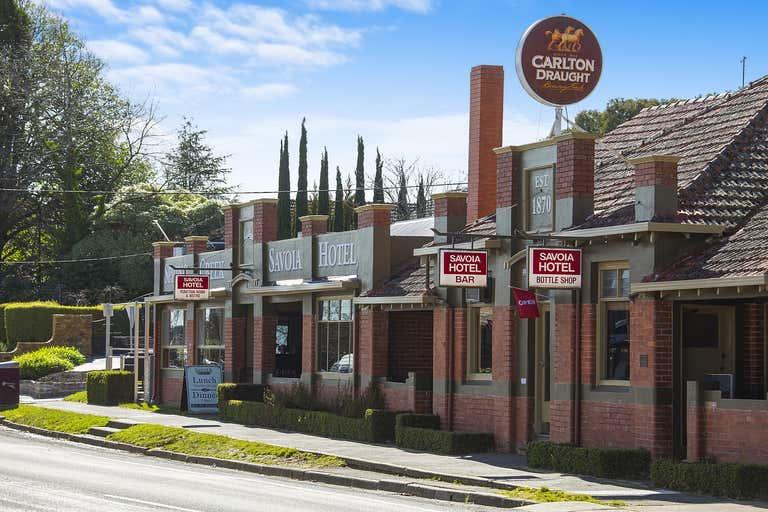 Savoia Hotel, 69 Main Rd Hepburn Springs VIC 3461 - Image 2