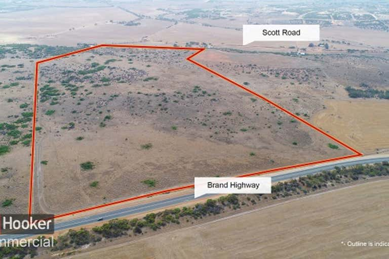 Lot 17 Brand Highway Rudds Gully WA 6532 - Image 2