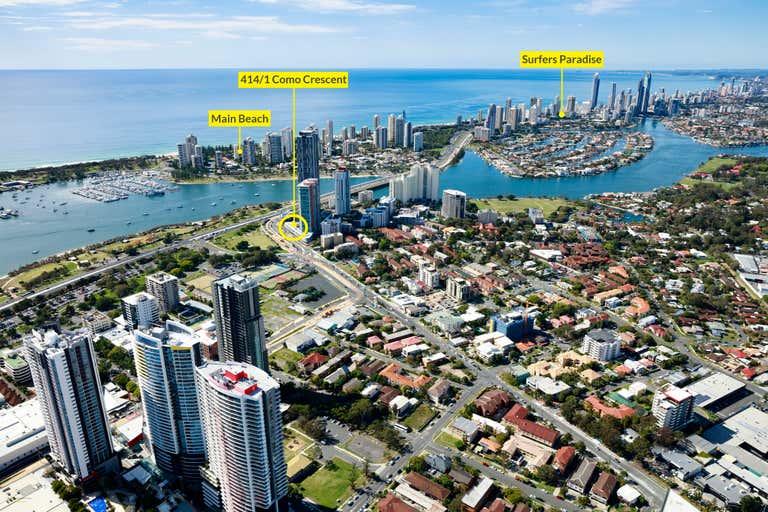 414/1 Como Cresent Southport QLD 4215 - Image 2