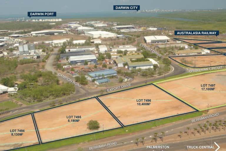 Darwin Business Park, Section 7497 / 115 O'Sullivan Circuit East Arm NT 0822 - Image 1