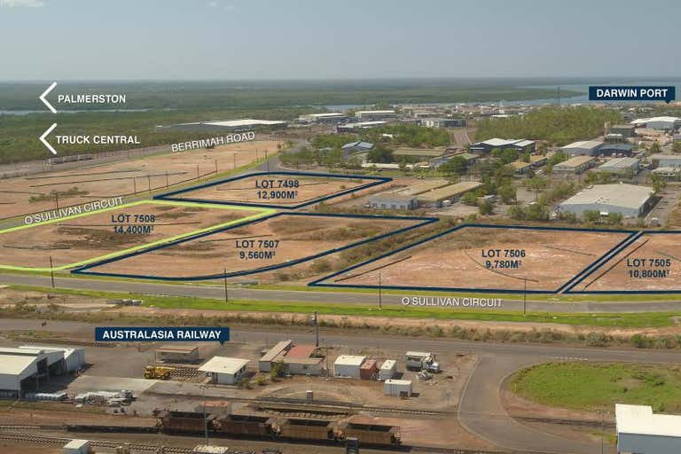 Darwin Business Park, Section 7508 / 94 O'Sullivan Circuit East Arm NT 0822 - Image 1