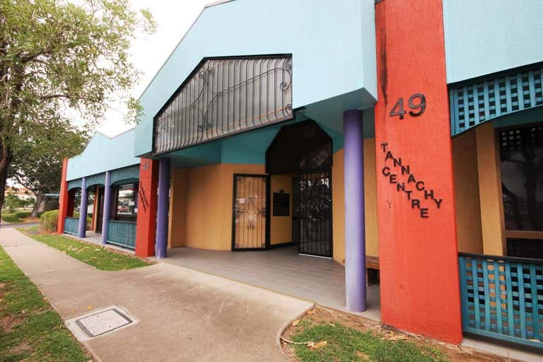 Tannachy House, Unit 2a - 49 BOLSOVER STREET Rockhampton City QLD 4700 - Image 1