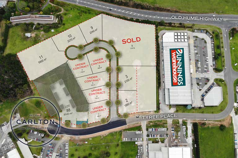 TYREE BUSINESS PARK, Lot 7 Tyree Place Mittagong NSW 2575 - Image 4