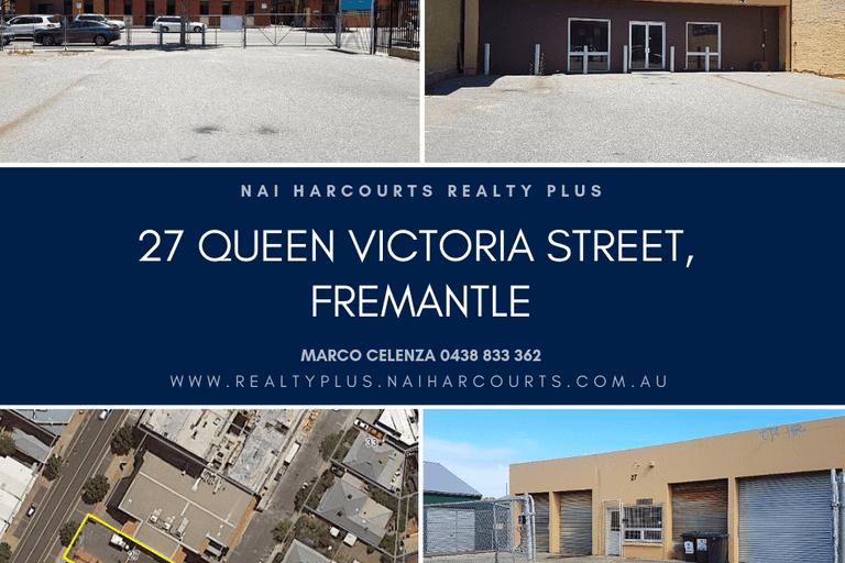 27 Queen Victoria Fremantle WA 6160 - Image 1