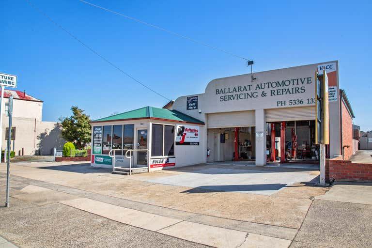 182 Albert Street (Mechanical Workshop & Shed) Sebastopol VIC 3356 - Image 2