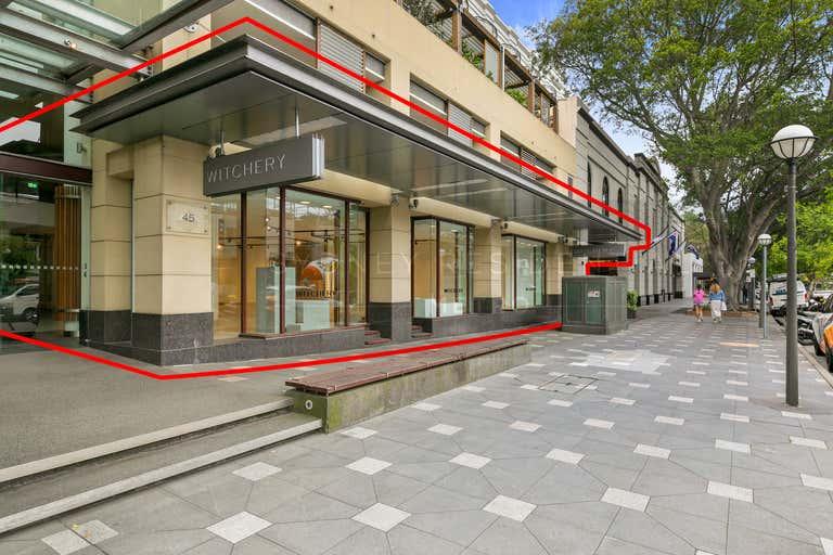 Groud floor, 45 Cross Street, Double Bay NSW 2028 - Image 1