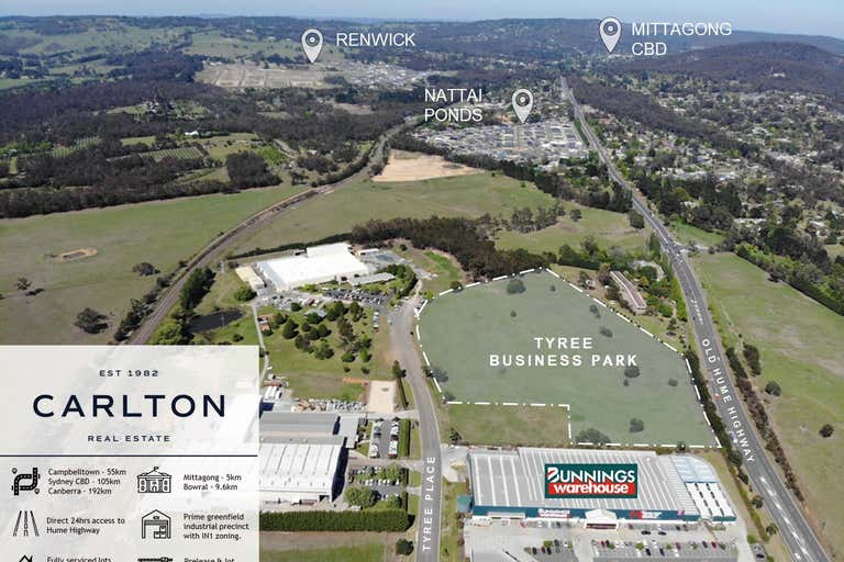 TYREE BUSINESS PARK, Lot 7 Tyree Place Mittagong NSW 2575 - Image 3