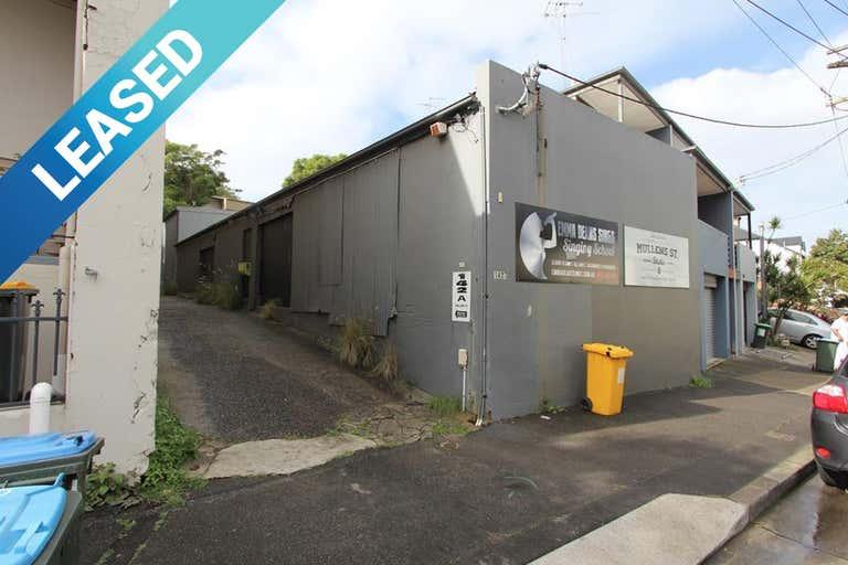 Unit 1/142A Mullens Street Rozelle NSW 2039 - Image 1