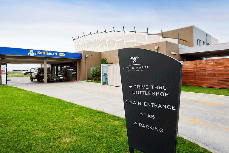 Flying Horse Bar and Brewery Hotel, 10691 Princes Highway Warrnambool VIC 3280 - Image 2