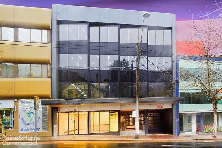 Suite 8, 345 Pacific Highway North Sydney NSW 2060 - Image 1