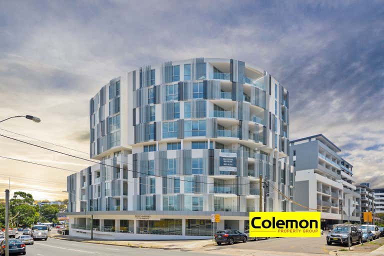 LEASED BY COLEMON SU 0430 714 612, Shops 1 - 10, 211 Canterbury Road Canterbury NSW 2193 - Image 1