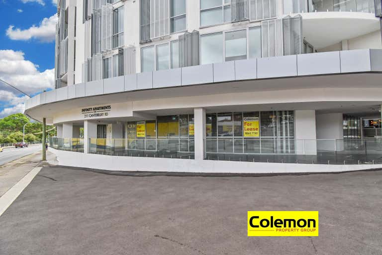 LEASED BY COLEMON SU 0430 714 612, Shops 1 - 10, 211 Canterbury Road Canterbury NSW 2193 - Image 2