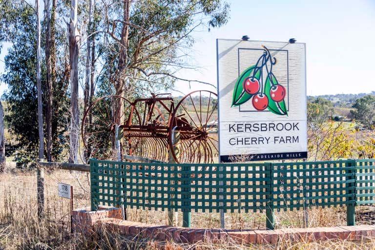 Kersbrook Cherry Farm , 1718  South Para Road Kersbrook SA 5231 - Image 2