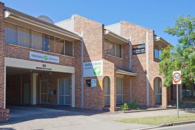 Suite 4, 30 Woodriff Street Penrith NSW 2750 - Image 1