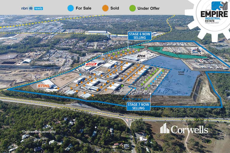 Stage 5&6 Empire Industrial Estate Yatala QLD 4207 - Image 3