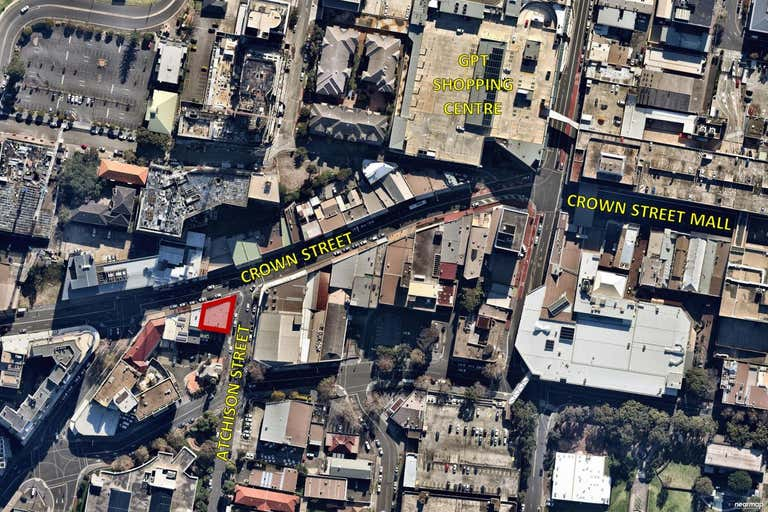 Side Shop/293-297 Crown Street Wollongong NSW 2500 - Image 1