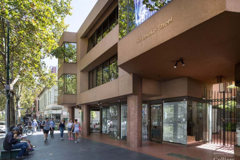 Shop 3, 48 Bourke Street Melbourne VIC 3000 - Image 1