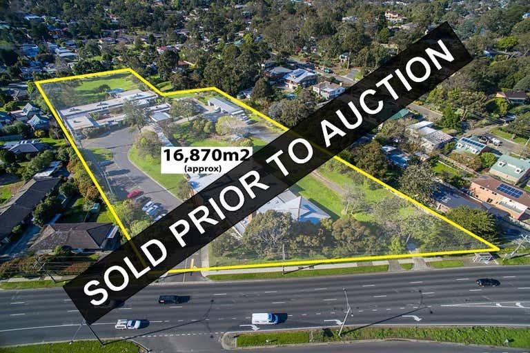 Sold Development Site & Land At 977-985 Burwood Highway