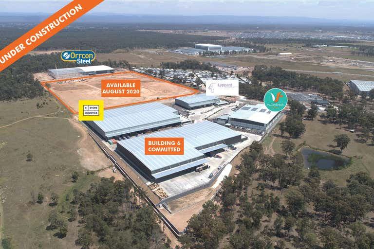 Marsden Park Logistics Estate, 23 Hollinsworth Road Marsden Park NSW 2765 - Image 1
