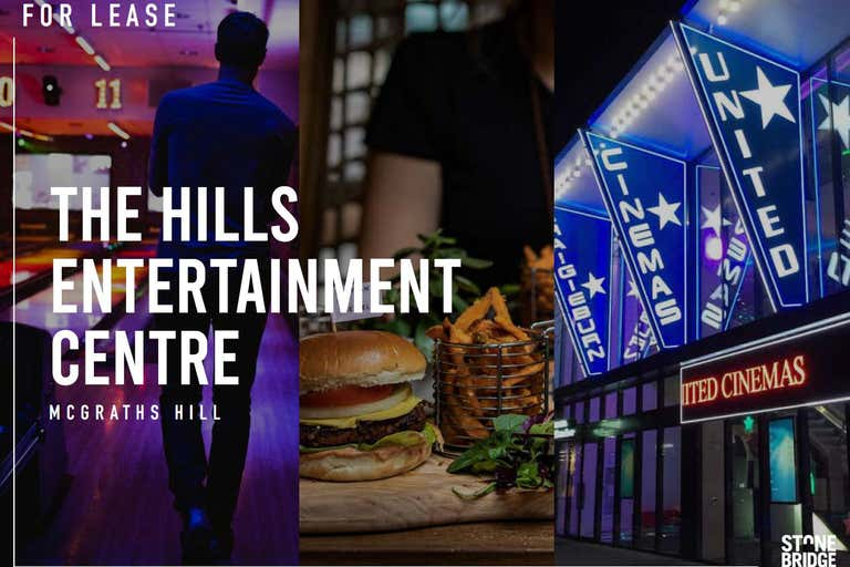 The Hills Entertainment Centre, McGraths Hill , Cnr Groves Avenue McGraths Hill NSW 2756 - Image 1