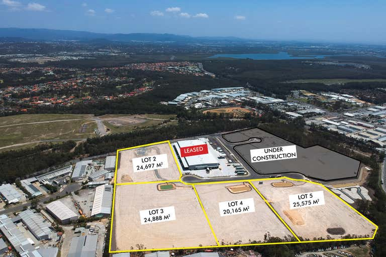 1 Cnr Captain Cook Drive and Logistics Place Arundel QLD 4214 - Image 2