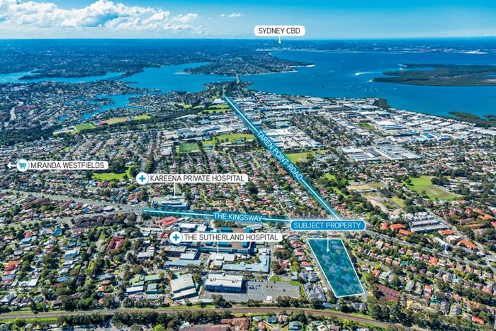 Corner of Hinkler Avenue and Taren Point Road Caringbah NSW 2229 - Image 1
