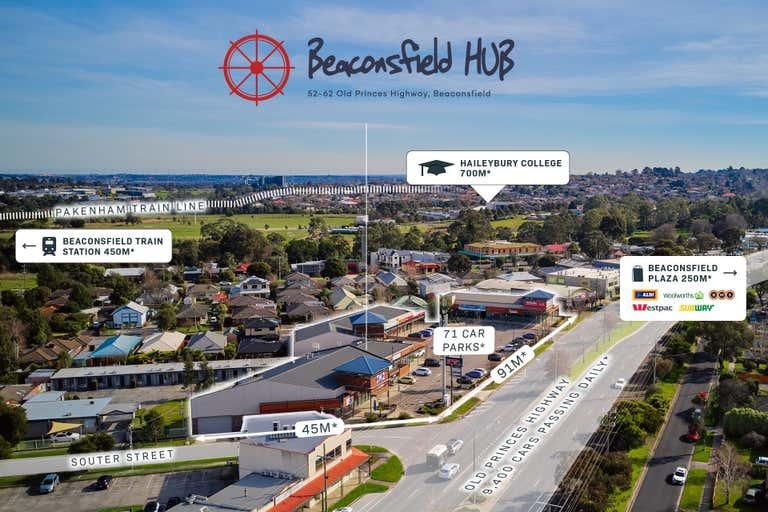 52-62 Old Princes Highway Beaconsfield VIC 3807 - Image 2