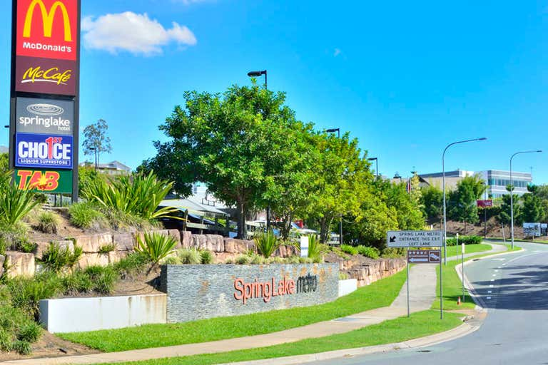 Spring Lake Metro, 1 Springfield Lakes Boulevarde Springfield QLD 4300 - Image 2