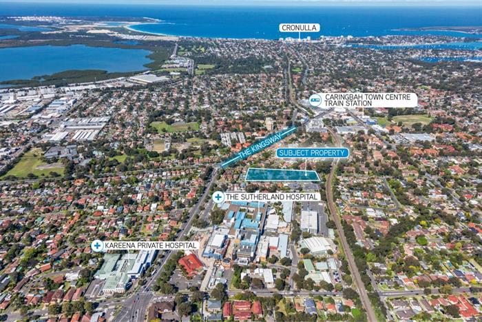 Corner of Hinkler Avenue and Taren Point Road Caringbah NSW 2229 - Image 2