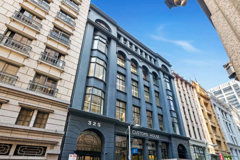 Customs House 325 Flinders Lane, Melbourne, VIC 3000 - Office For Lease -  realcommercial