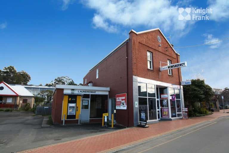 Cygnet Newsagency and Laundromat, 29 Mary Street Cygnet TAS 7112 - Image 1
