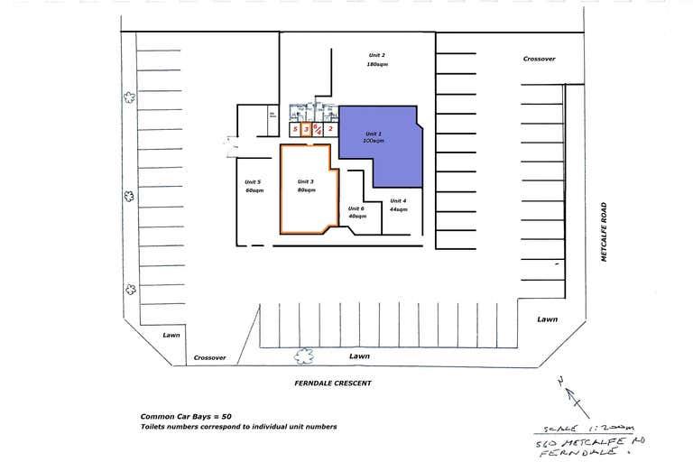 unit 1, 1/560 Metcalfe Road Ferndale WA 6148 - Floor Plan 1