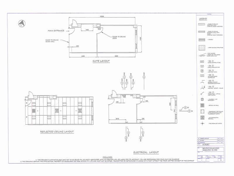 67/365 Little Collins Street Melbourne VIC 3000 - Floor Plan 1