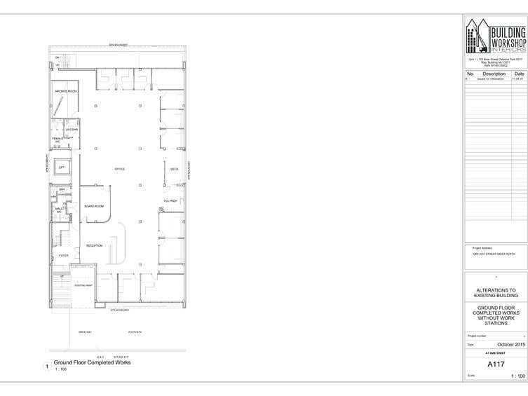 1205 Hay Street West Perth WA 6005 - Floor Plan 2