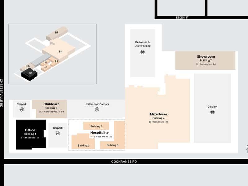 Morris Moor, 1 Cochranes Road Moorabbin VIC 3189 - Floor Plan 1
