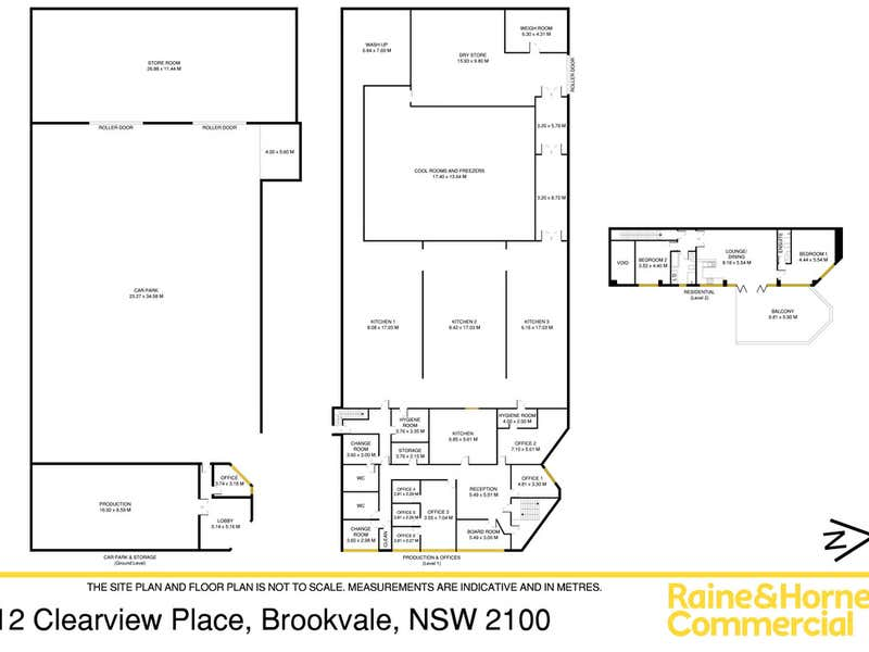 12 Clearview Place Brookvale NSW 2100 - Floor Plan 1