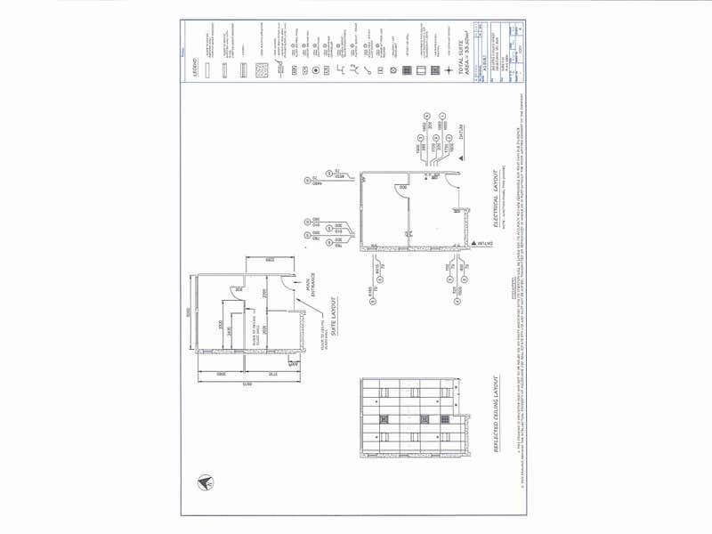 94/365 Little Collins Street Melbourne VIC 3000 - Floor Plan 1