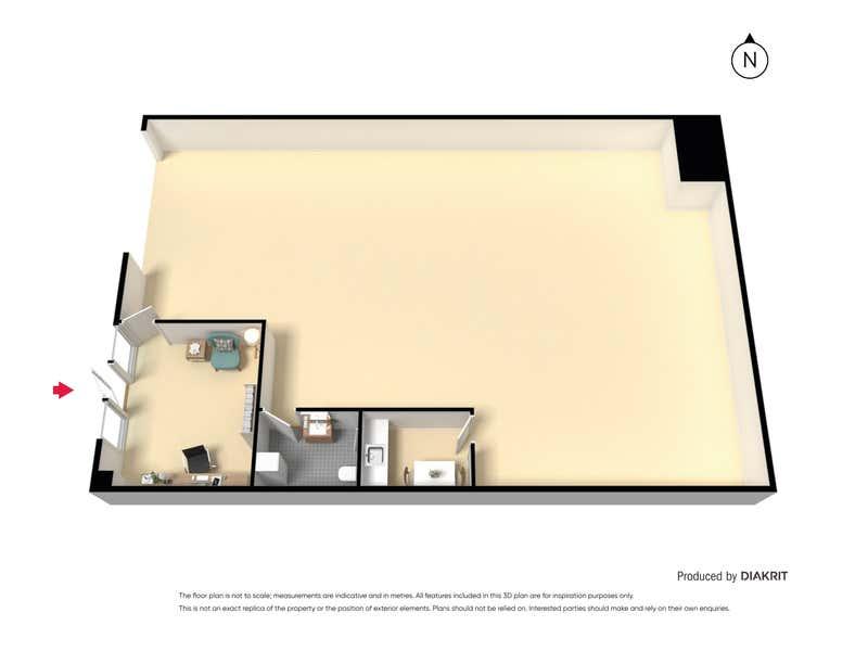 13/21 Barry Street Bayswater VIC 3153 - Floor Plan 2