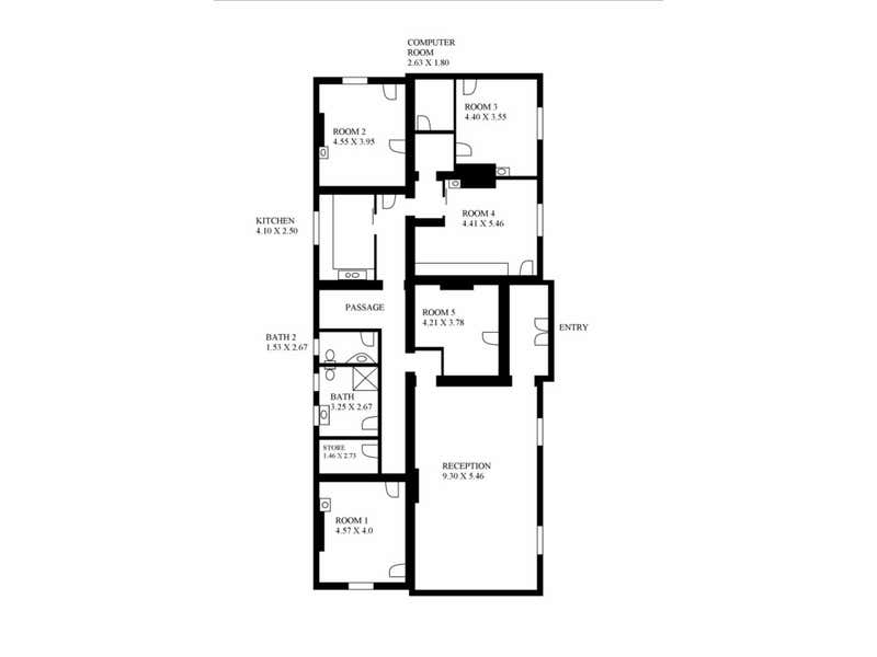 36 Washington Street Port Lincoln SA 5606 - Floor Plan 1