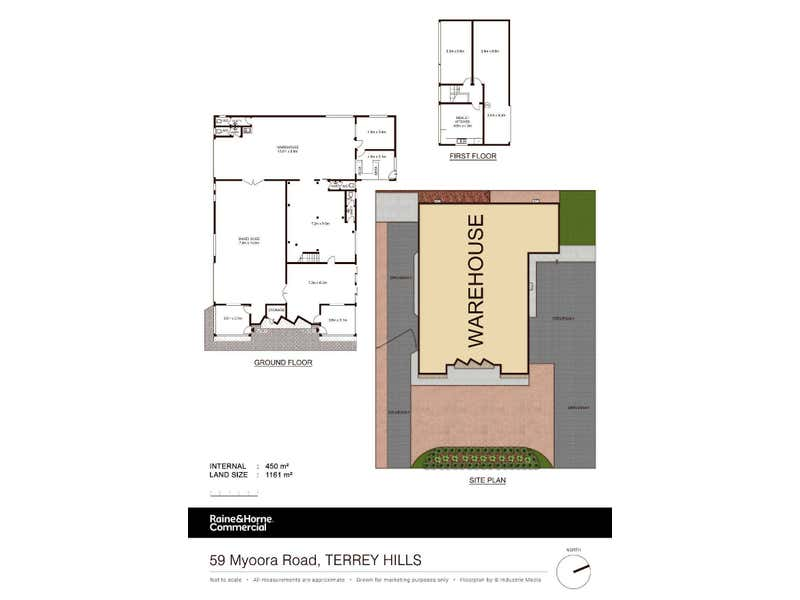 59 Myoora Road Terrey Hills NSW 2084 - Floor Plan 1
