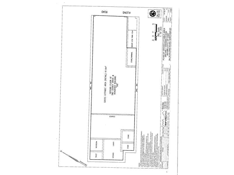 20 Kleins Road Northmead NSW 2152 - Floor Plan 1