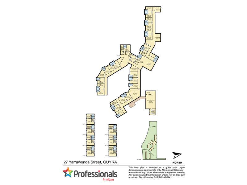 Kolora, 27 Yarrawonda Street Guyra NSW 2365 - Floor Plan 1