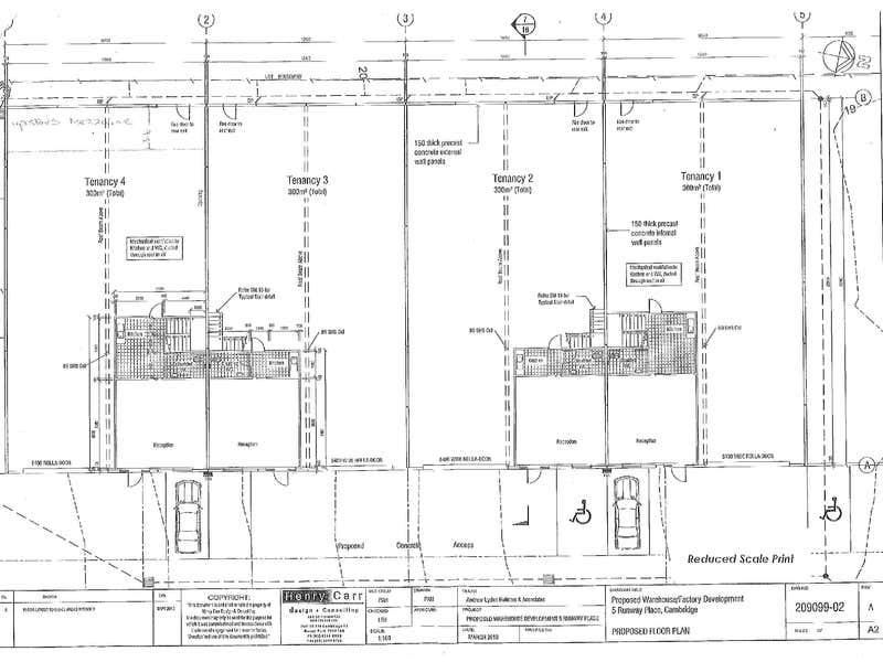Unit 3, 5 Runway Place Cambridge TAS 7170 - Floor Plan 1