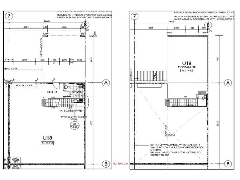 18/10-12 Sylvester Avenue Unanderra NSW 2526 - Floor Plan 1