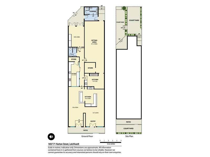 169-171 Norton Street Leichhardt NSW 2040 - Floor Plan 1