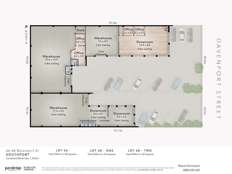 Southport QLD 4215 - Floor Plan 1