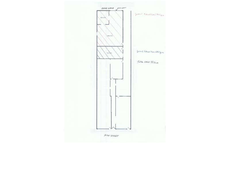 867 High Street Thornbury VIC 3071 - Floor Plan 1