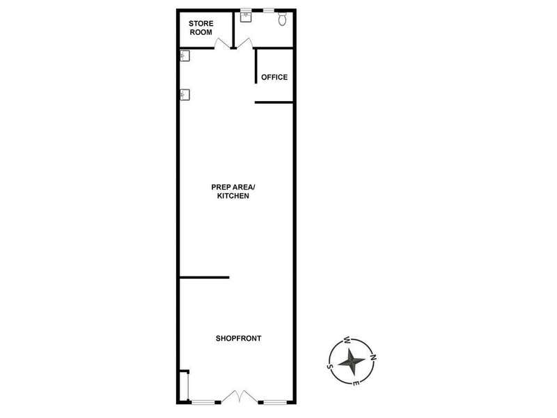 Shop 8/2-8 Burwood Hwy Burwood East VIC 3151 - Floor Plan 1