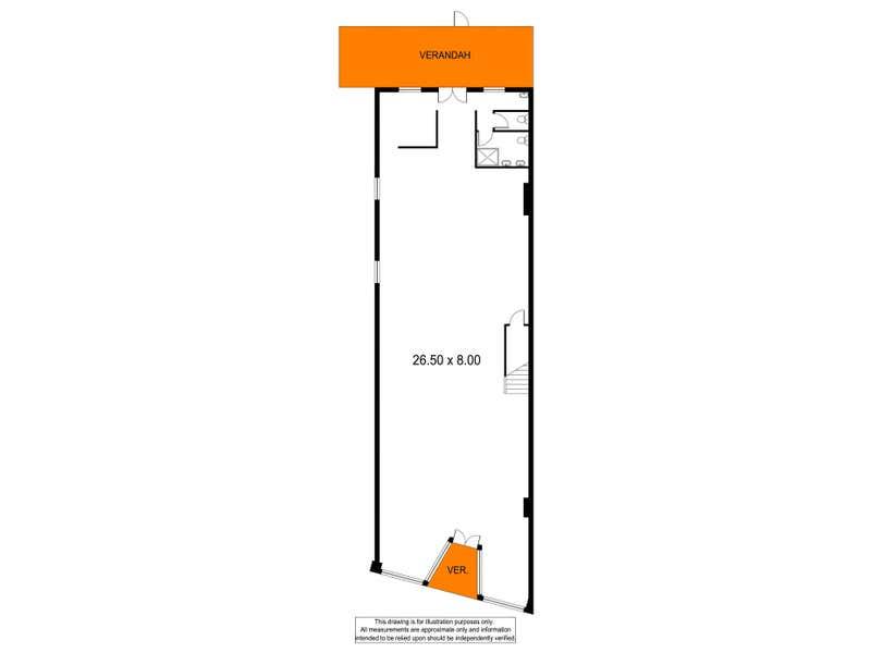 St Vincent Chambers, 263 St Vincent Street Port Adelaide SA 5015 - Floor Plan 1