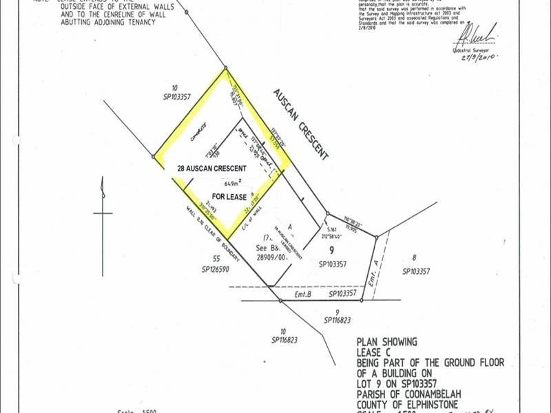 28 Auscan Crescent Garbutt QLD 4814 - Floor Plan 1